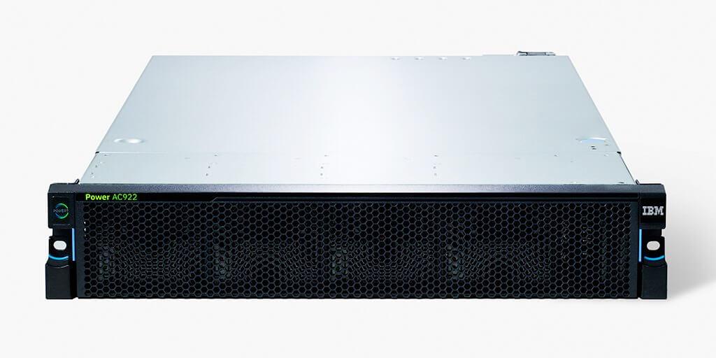 IBM Power-Server sind für datenintensive Workloads - zum Beispiel in KI-Anwendungen - konzipiert.