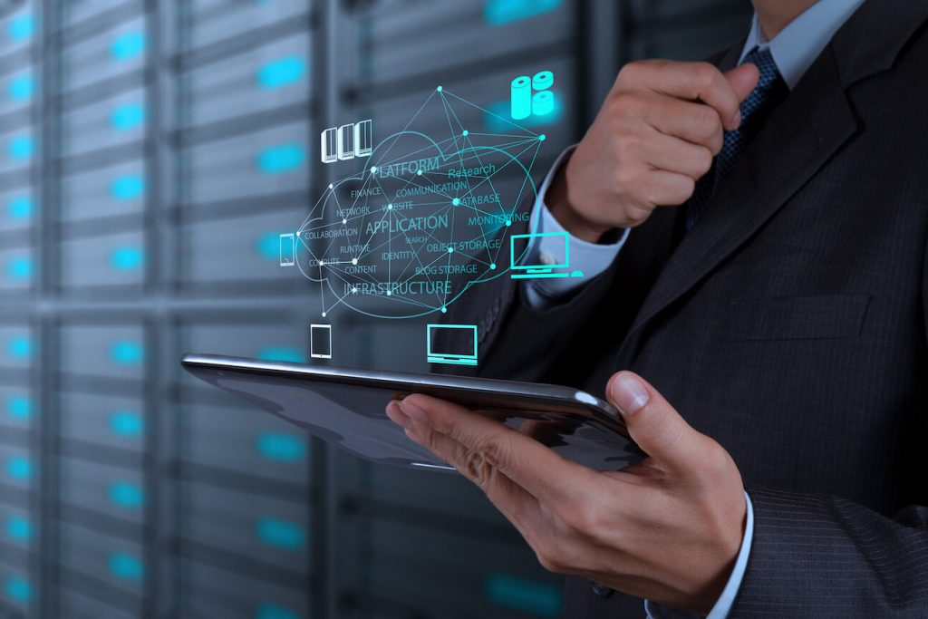 Server-Virtualisierung passend für Ihre IT-Systemumgebung.